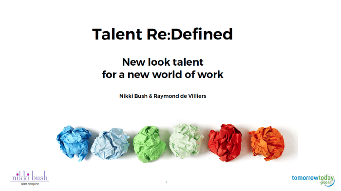 TalentRedefined