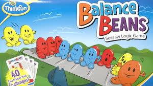 A number balancing act with Balance Beans