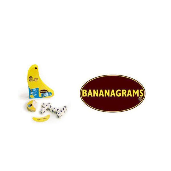 Bananagrams Duel Word Game