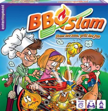 BBQ Slam for hilarious number fun