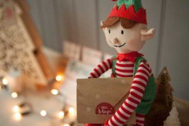 Elf for Christmas with a Magical Reward Kit