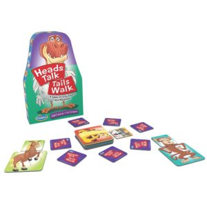 Heads Talk, Tails Walk Card Game