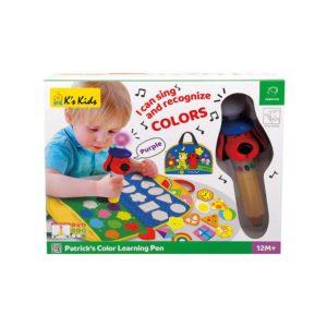 Patrick's Colour Pen from K's Kids