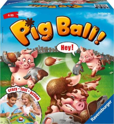 Pig Ball for hectic family fun