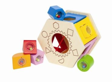 Hape toys are eco-friendly and packed full of educational value