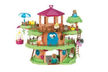 Fantasy play in the woodlands with Li'l Woodzeez