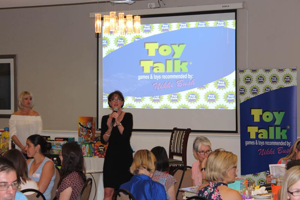 Toy Talk® with Nikki Bush