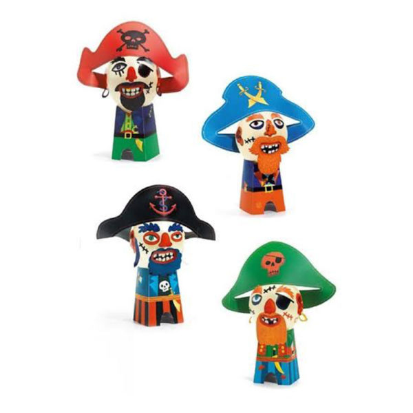 Do-It-Yourself Balloons Pirates