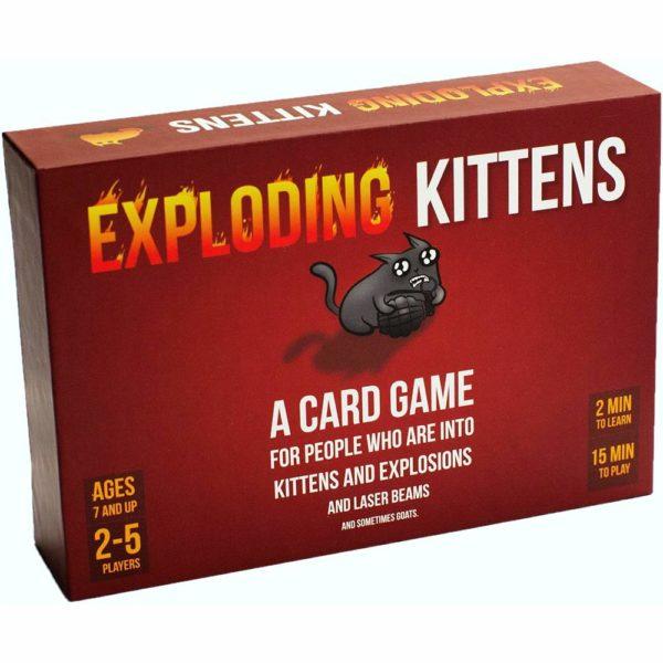 Exploding Kittens Smoosh