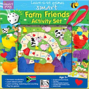 Farm Friends Activity Set​
