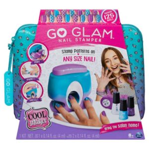 Go Glam Nail Stamper Spinmaster