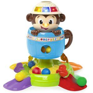 Hide N Spin Monkey