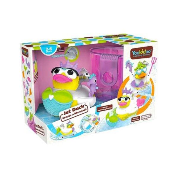 Jet Duck Mermaid Yookidoo