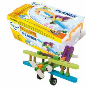 Junior Engineer Plane Set From Gigo