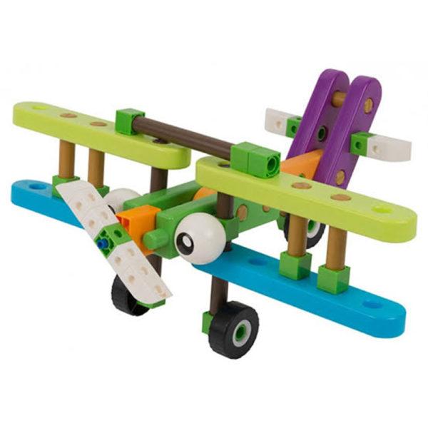 Junior Engineer Plane Set From Gigo Exampl