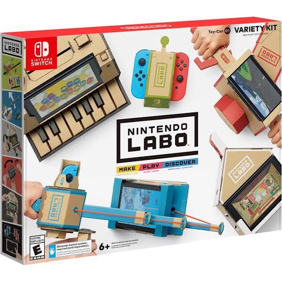 Nintendo Lab