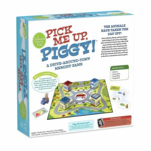 Pick Me Up Piggy​ Packaging