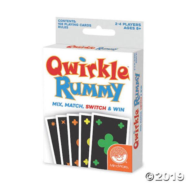Qwirkle Rummy Mindware