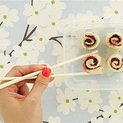 Fun Sushi Sandwiches to make with kids