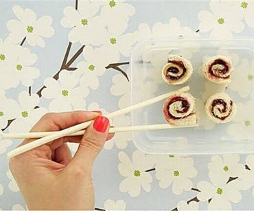 Fun Sushi Sandwiches to Make with Kids.
