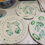 Food Art: Stamping, Printing, Creating