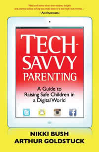 Tech-Savvy Parenting Nikki Bush