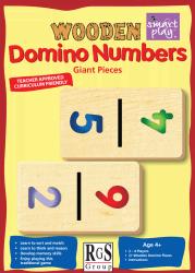 Dominoes smart play numbers