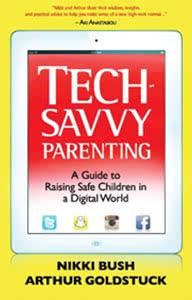 Tech Savvy Parenting Book