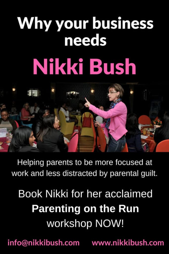 Why your Business needs Nikki Bush