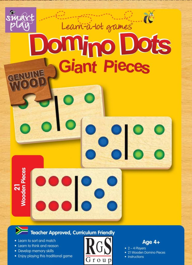 Dominoes For First Matching Fun With Smart Play Nikki Bush