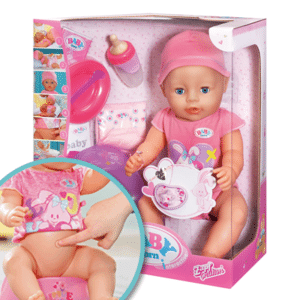 BABY BORN INTERACTIVE SOFT TOUCH DOLL on takealot.com