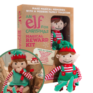 ELF FOR CHRISTMAS - BOY/GIRL ELF WITH MAGICAL REWARD KIT on takealot.com