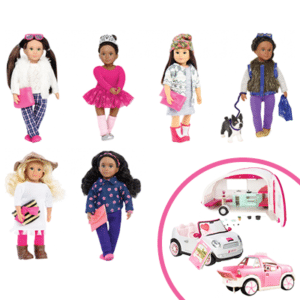 LORI DOLLS AT takealot.com