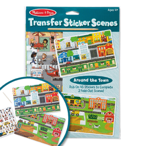 GET YOU TRANSFER STICKER SET ON TAKEALOT.COM