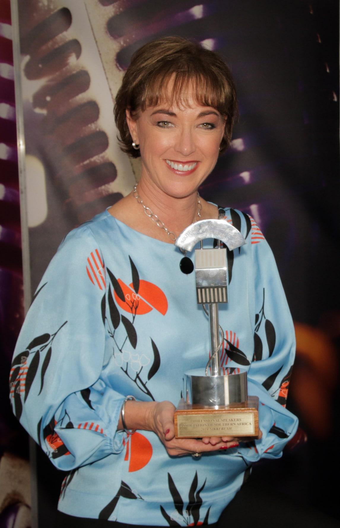 Nikki Bush - Hall of Fame