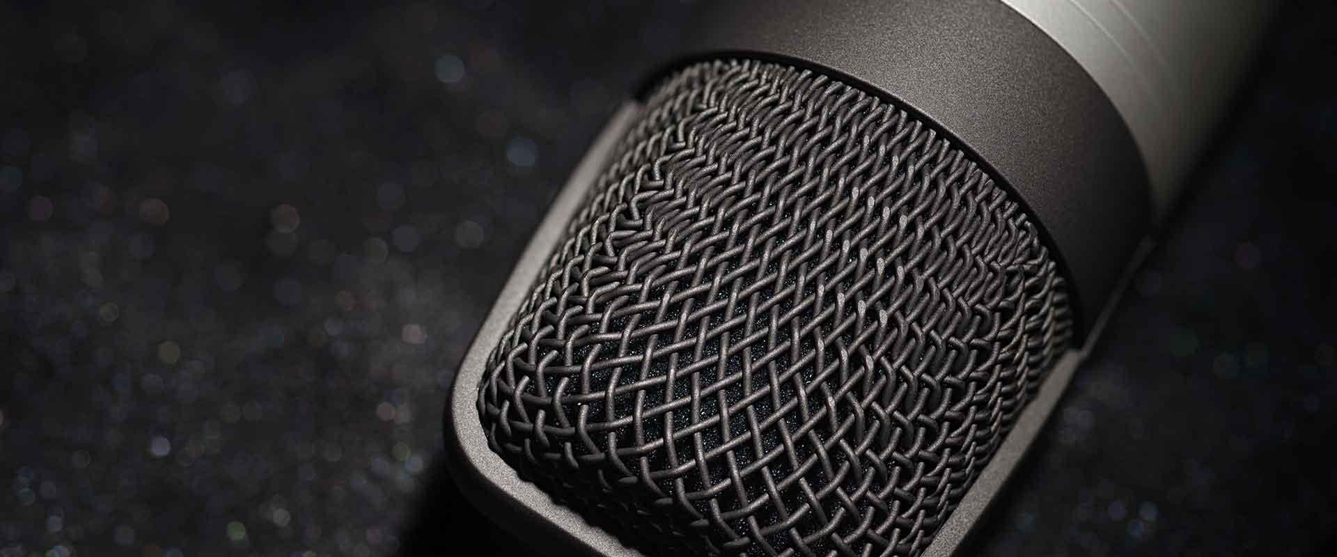 Podcasts with Nikki Bush