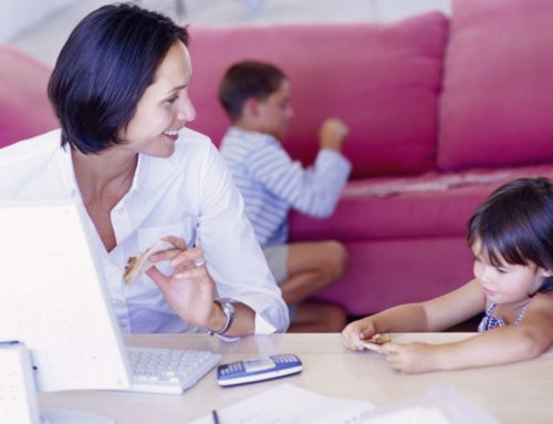 A parent's role in doing school at home versus home schooling