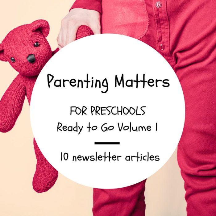 nikki bush parenting matters