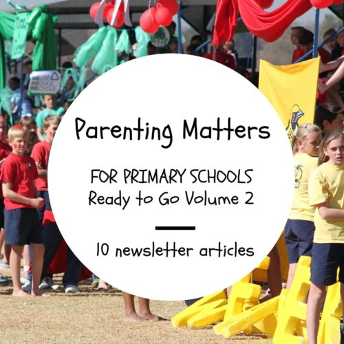 parenting matters primary school nikki bush