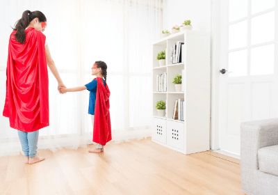 How to Be A Parenting Hero
