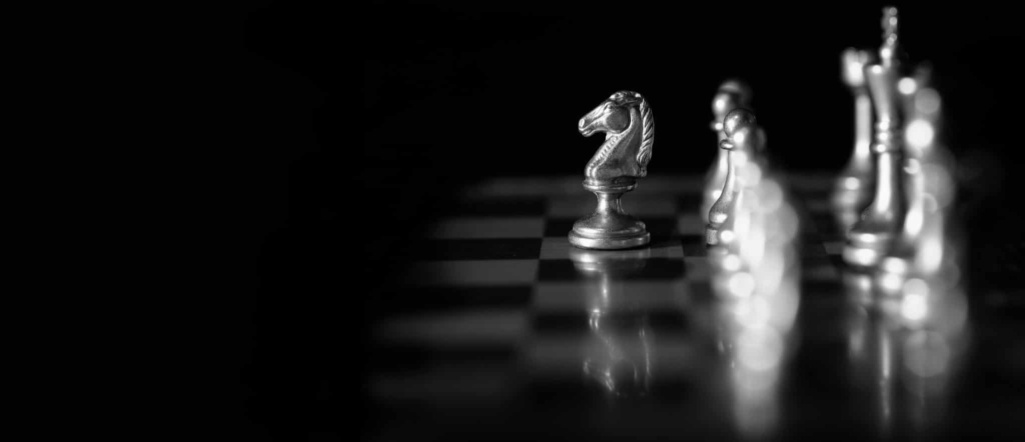 Play Chess To Give Your Strategic Thinking A Workout