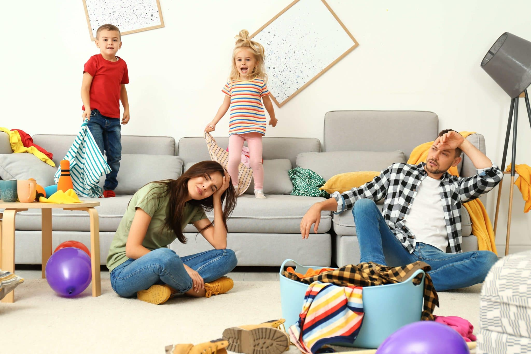 The Pandemic of Parental Guilt and Over-Protection